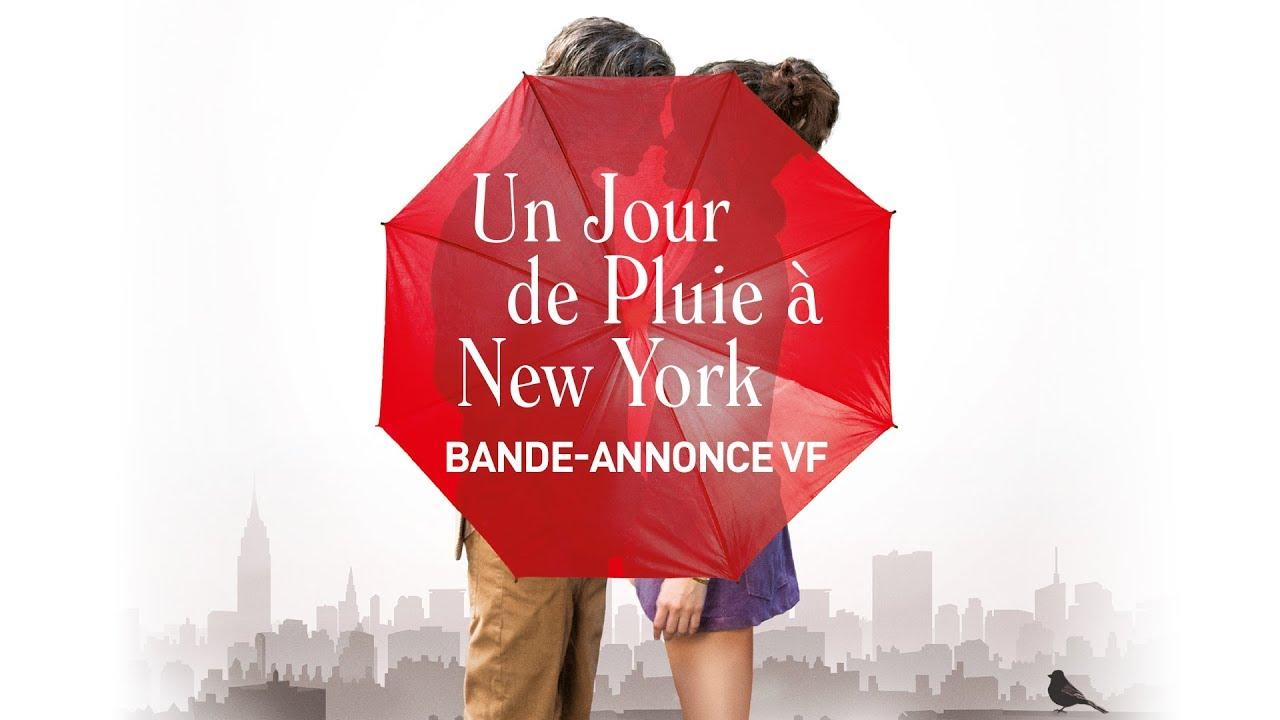 Un jour de pluie à New York - avec Timothée Chalamet, Elle Fanning, Selena Gomez - Bande-annonce VF