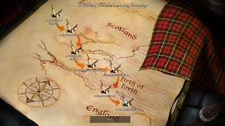Age of Empires II: Age of Kings Campaign - 1.7 William Wallace: The Battle of Falkirk