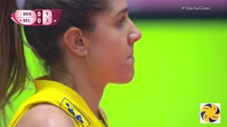 Brasil x Bélgica - FIVB Grand Prix - 20.7.2017