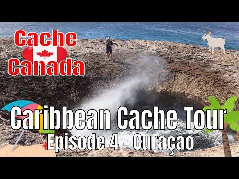 Caribbean Cache Tour - Episode 4 - Curaçao