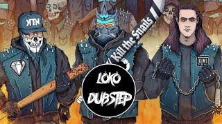 Snails x Kill The Noise x Sullivan King - Front 2 Back
