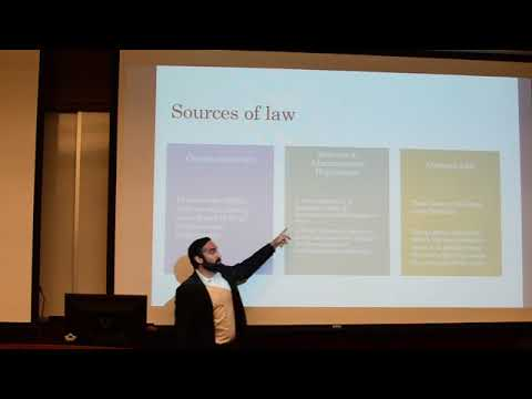 Information Democracy 4: Demystifying the Legal System