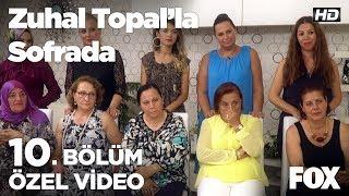 Hangi yarışmacı 25 puanı geçti? Zuhal Topal'la Sofrada 10. Bölüm