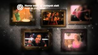 Horror-esték az ünnepek alatt a VIASAT6-on