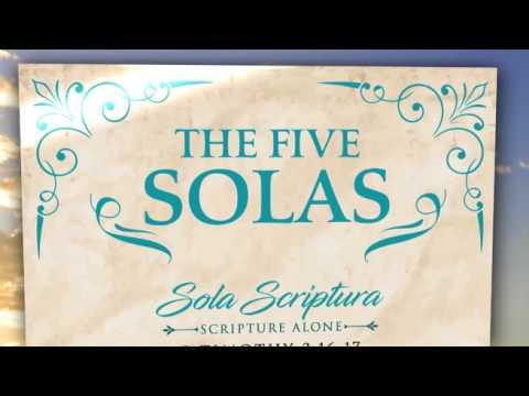 The 700 Club Asia   The Five Solas