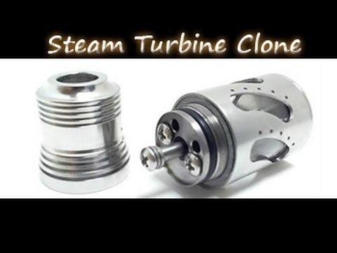 Steam Turbine - ModsandAtties
