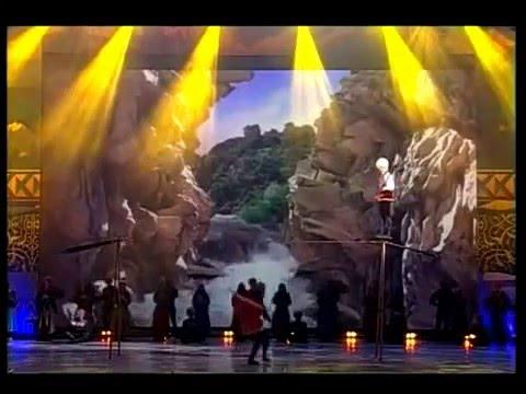 Ансамбль Лезгинка - 50 лет, Юбилейный концерт-2008