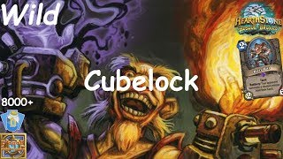 Hearthstone: Wild Cubelock #2: Witchwood (Bosque das Bruxas) - Wild Constructed