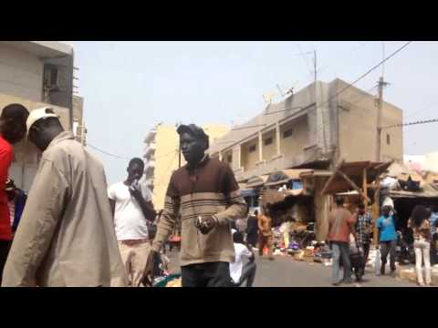 Dakar, Senegal...street footage