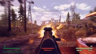 Fallout 3 modded survival gameplay 2017