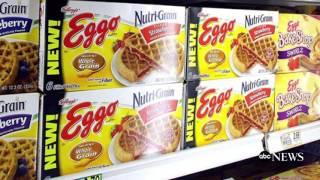 Eggo Waffles Recalled Over Possible Listeria Contamination