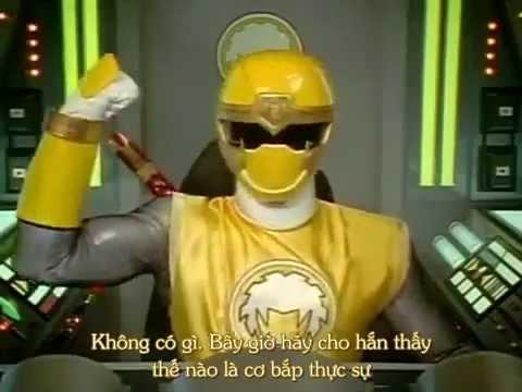 Vietsub | Siêu nhân Cuồng Phong (Power Rangers Ninja Storms) - Tập 02