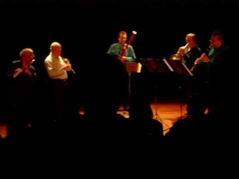 Quinteto Villa Lobos - Ernst Widmer Mário Tavares Radamés Gnattali