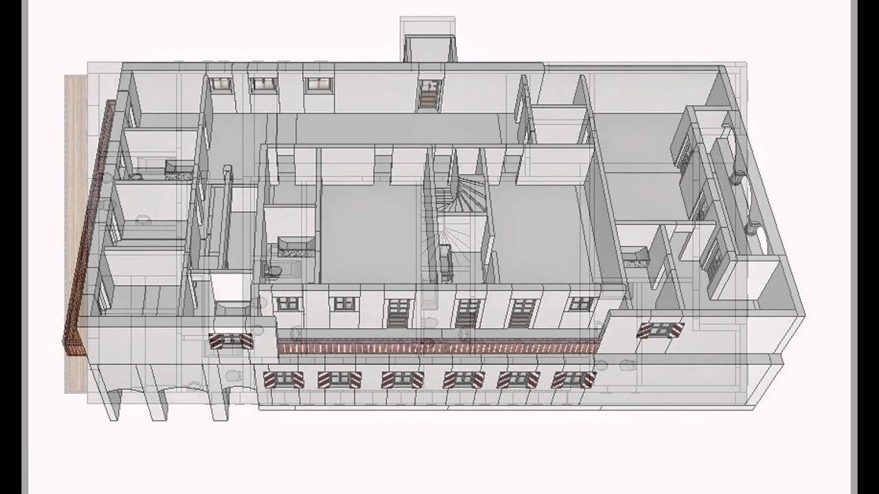 Plan Floor House