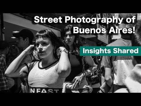 Street Photography in Buenos Aires. thumbnail