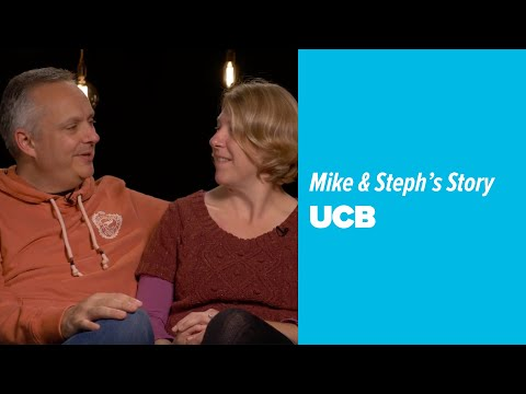 Mike and Steph's Story | UCB