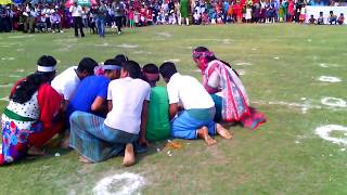 Display 26 March 2015 Noakhali Govt. College BNCC by CUO Md. Mohon
