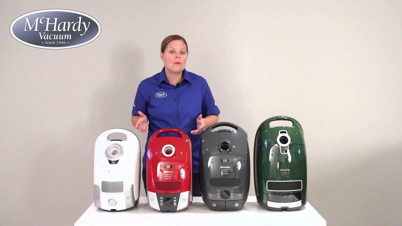 Miele Vacuum Comparison Review