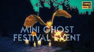 [Drakensang Online] New Ghost Festival Event + Mini Event - Release 199