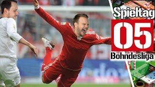 5. Spieltag der Fußball-Bundesliga in der Analyse | Saison 2019/2020 Bohndesliga