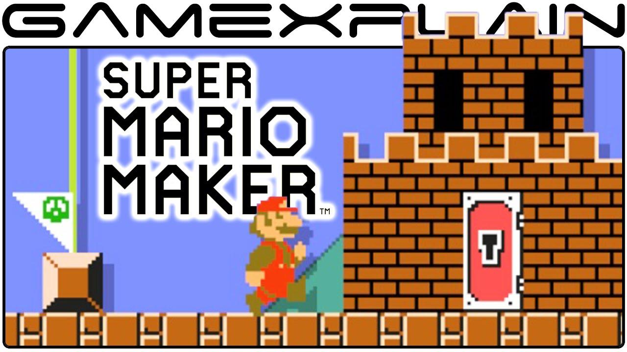 Locked castle door secret in super mario maker 140 key update youtube locked castle door secret in super mario maker 140 key update gumiabroncs Image collections