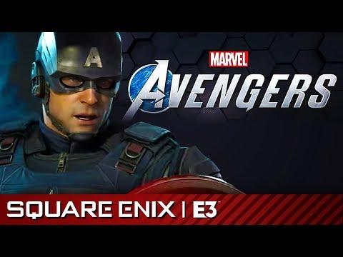 Marvel's Avengers Full World Premiere Presentation | Square Enix E3 2019