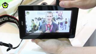 Hands-on: Acer Iconia Tab A110