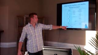 Functional Medicine Charlotte - Chronic Stress and Hypothyroidism - Dr. John Bartemus