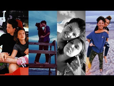 Millie Bobby Brown and Jacob Sartorius Cute Funny Moments