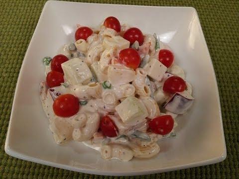 Fruit And Vegetable Salad    Sanjeev Kapoor Khazana