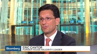 Eric Cantor: I'll Be Voting for Trump