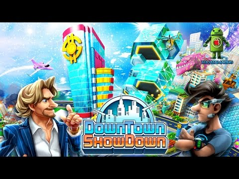 Downtown Showdown (iOS/Android) Gameplay HD