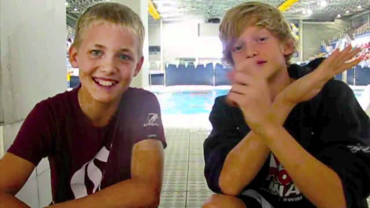 Cody simpson and campbell at the swim meet youtube cody simpson and campbell at the swim meet m4hsunfo