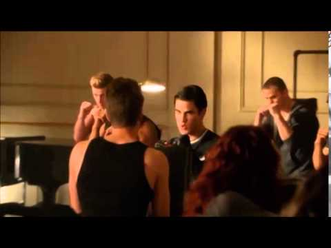 "Glee - Love Is a Battlefield from ""TESTED"""