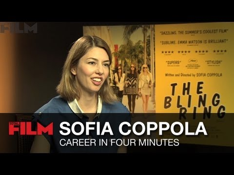Sofia Coppola: Career In Four Minutes - YouTube