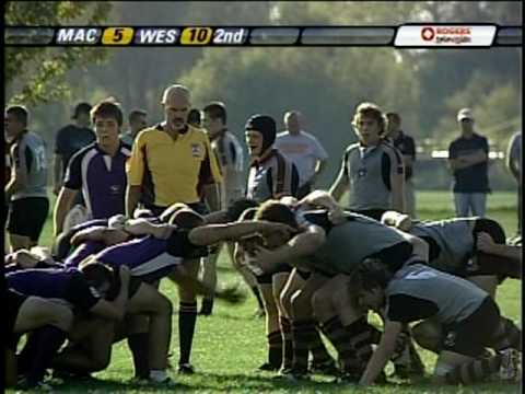 2009-10 Western Athletics Hilight video