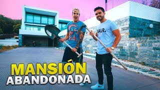 MANSION YOUTUBER ABANDONADA | TUNEA TU MANSION