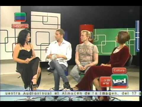 Interview with Vladimir Malakhov & Paul Seaquist on Cuban TV ARTE 14.09.2014