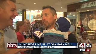 All 3 metro Build-a-Bear locations overwhelmed with customers on 'Pay Your Age' day
