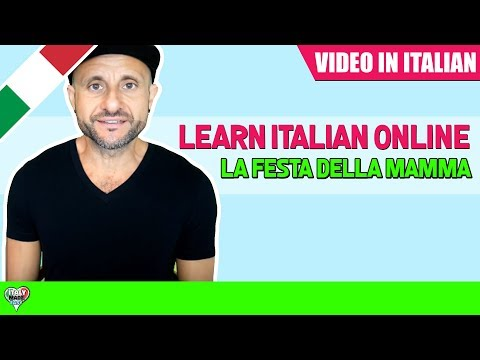 Live Italian Listening & Comprehension Practice  (Lesson in