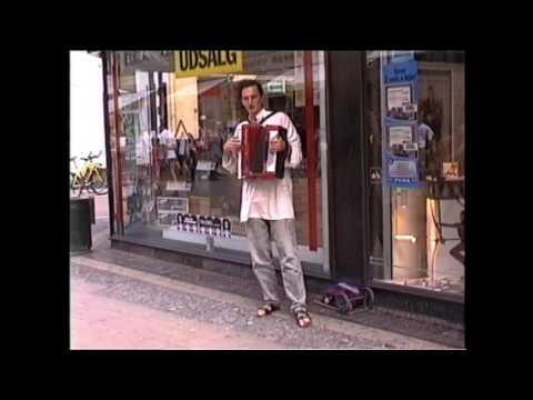 Русские песни под аккордеон | Копенгаген 1995