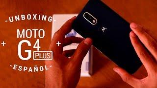 Motorola Moto G4 Plus - Unboxing en español Video