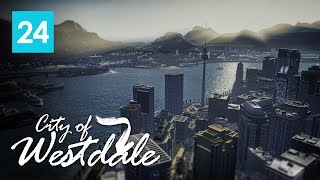 Cities Skylines: City of Westdale EP24 - Downtown Arising