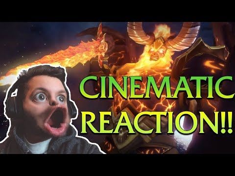 Antorus Ending Cinematic - Reaction & Discussion | World of Warcraft
