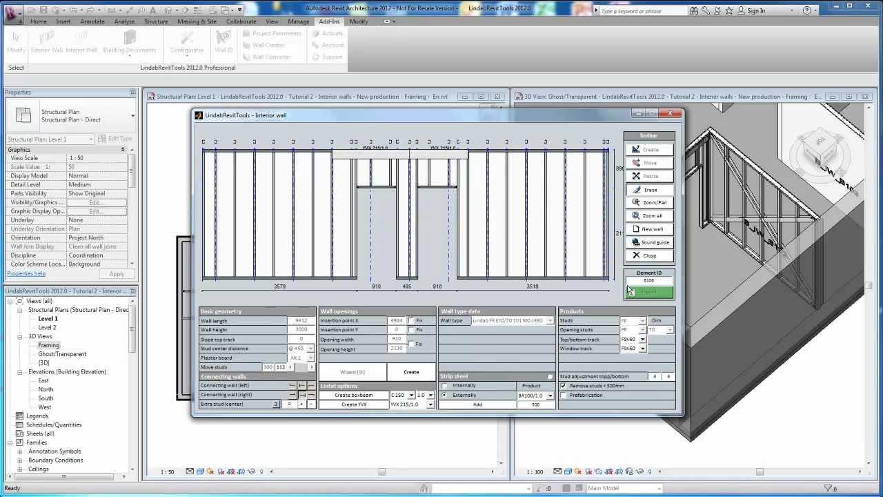 Exelent Light Gauge Steel Framing Software Motif - Picture Frame ...