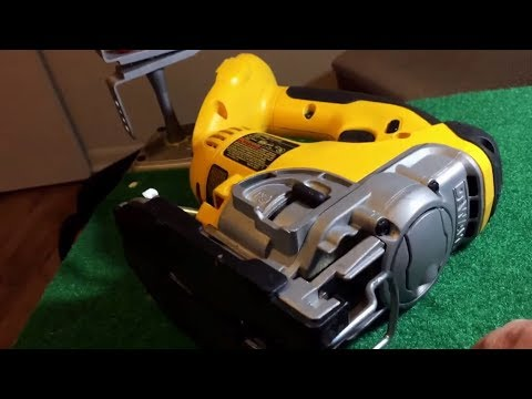 Dewalt dc330 type 10 jigsaw repair youtube dewalt dc330 type 10 jigsaw repair greentooth Images