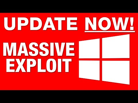 "🚨 EMERGENCY VIDEO 🚨: Windows 10 ""MEGA EXPLOIT"" Found - Update IMMEDIATELY!"