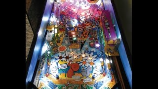 Rocky & Bullwinkle Pinball Rules & Gameplay