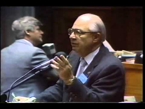 "Georgia Public Broadcasting--""Lawmakers Flashbacks""—January 26, 1987 (part one)"