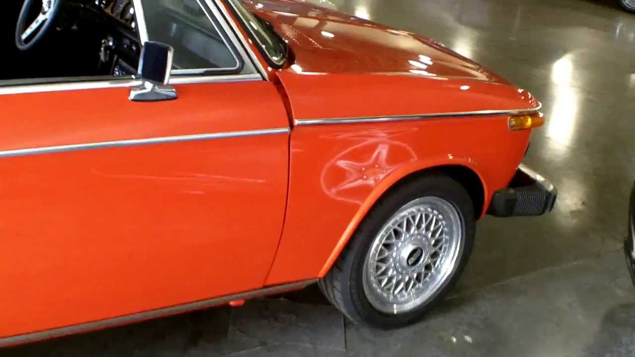 1975 Bmw 2002 With Bbs Rims